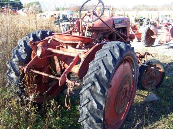 53: International Farmall Super AV Hi Crop Tractor - 5
