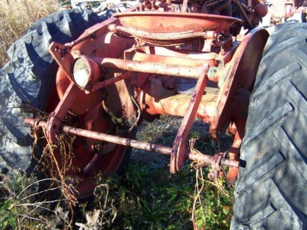 53: International Farmall Super AV Hi Crop Tractor - 6