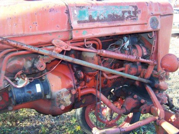 53: International Farmall Super AV Hi Crop Tractor - 8