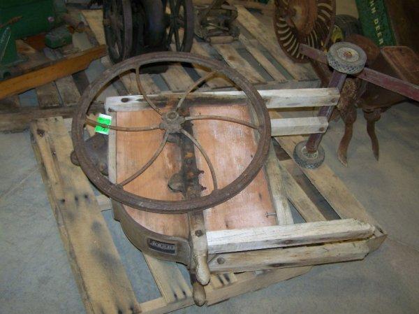8: Antique Corn Sheller