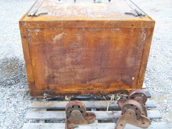 18: Antique Fahrel & Company Safe