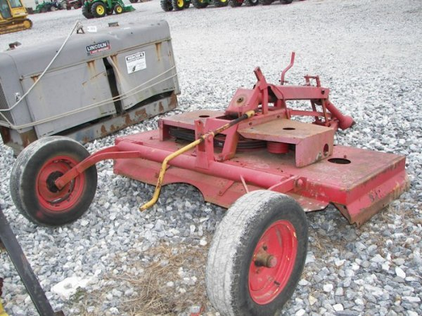 7: Woods  C80 Pull Type Rotary Mower for Tractors - 3