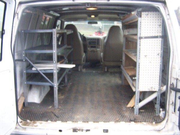 117: 1998 Chevy 4x4 Astro Van Automatic,  - 5