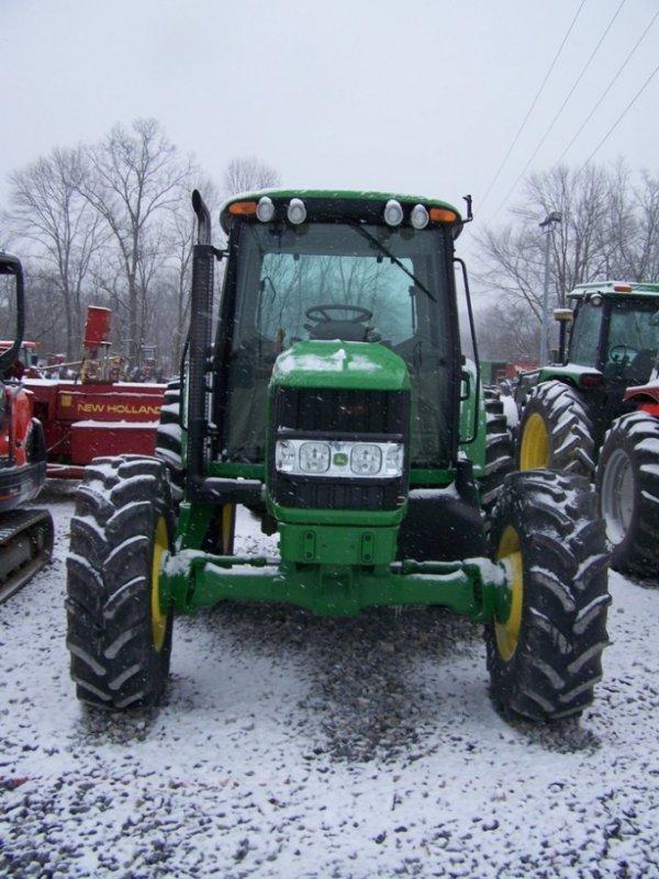 159: John Deere 6430 Premium 4x4 Farm Tractor With Cab - 2