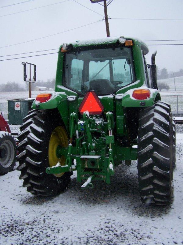 159: John Deere 6430 Premium 4x4 Farm Tractor With Cab - 4