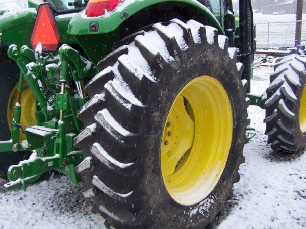 159: John Deere 6430 Premium 4x4 Farm Tractor With Cab - 6