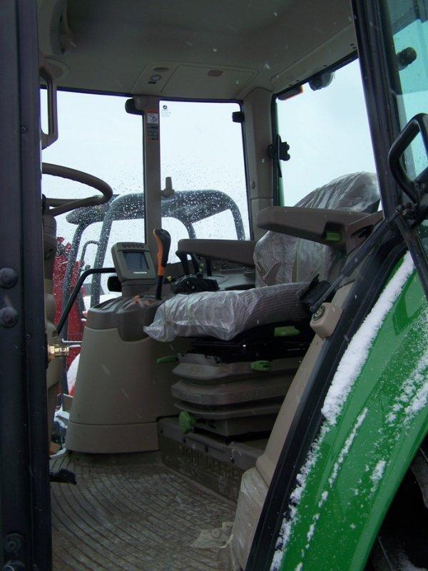 159: John Deere 6430 Premium 4x4 Farm Tractor With Cab - 7