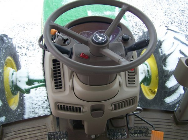 159: John Deere 6430 Premium 4x4 Farm Tractor With Cab - 8