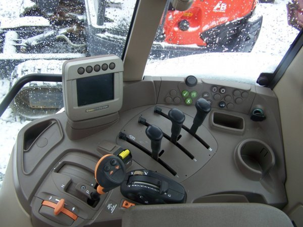 159: John Deere 6430 Premium 4x4 Farm Tractor With Cab - 9