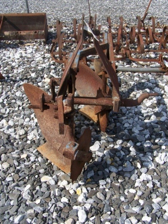 27: FORD 10-336 2X Plow W/ Coulters for Tractors