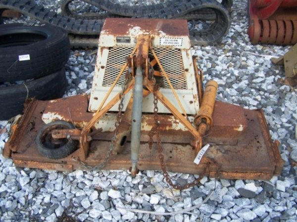 """38: Woods RM59 59"""" Finish Mower for Tractors 3pt"""