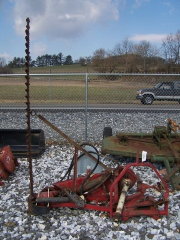 64: International 1300 7' Sickle bar mower for Tractor