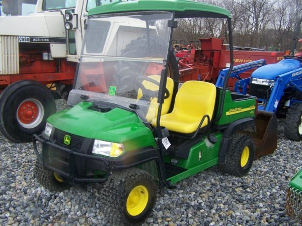 263: John Deere CX Gator with Canopy, Gas 67 Hours - 3