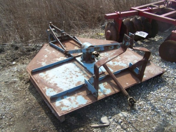 "501: Ford 60"" 3pt Rotary Mower for Tractors"