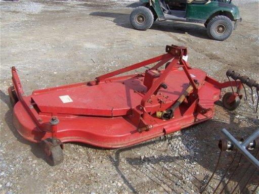 545: Caroni TC 910 7' 3pt Finish Mower For Tractors