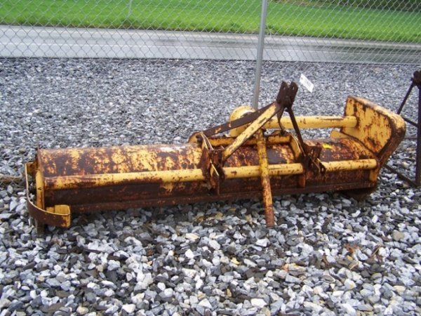 20: Ford 917 A 3pt Flail Mower for Tractors