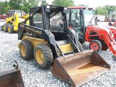 1140: New Holland LX 565 Skid Steer Loader, 871 Hrs