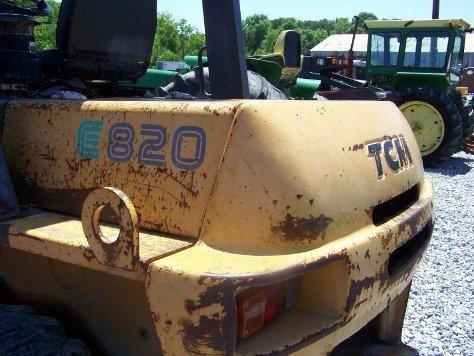 1216: TCM E820 Articulating Wheel Loader Tractor, - 10