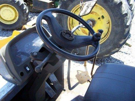 1216: TCM E820 Articulating Wheel Loader Tractor, - 7
