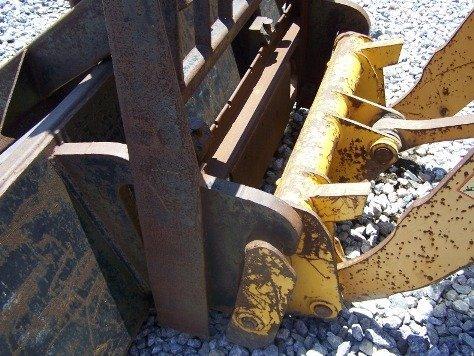 1216: TCM E820 Articulating Wheel Loader Tractor, - 9