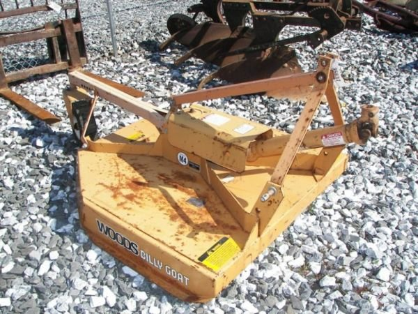 1024: Woods Billy Goat M4 Rotary Mower for Tractors