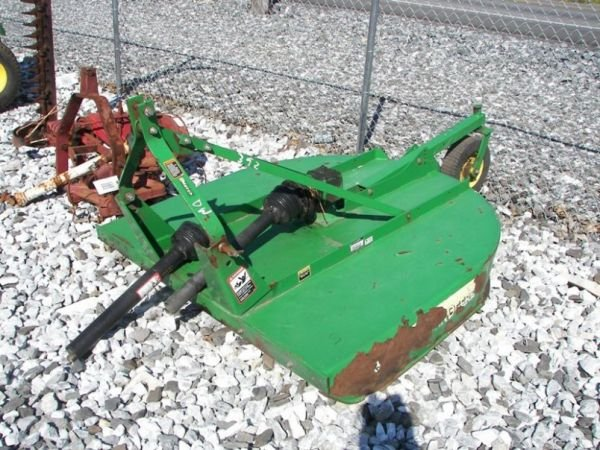1038: John Deere LX 5 Rotary Mower for Tractors