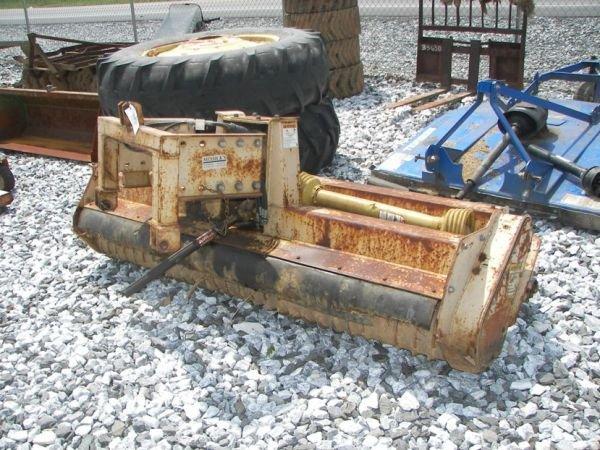 1032: ATI 805 Preseeder Landscape Tiller for Tractors