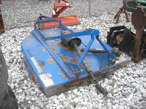 1033: Woods Brush Bull 60 Rotary Mower for Tractors