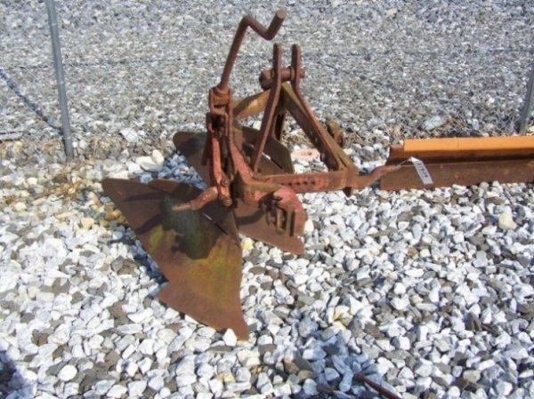 25: Massey Ferguson 3pt 2 Bottom Plow for Tractors