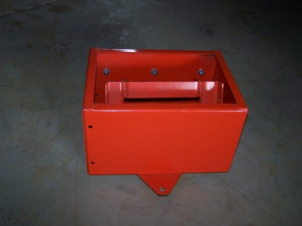 2461: NOS Case Weight Box for Garden Tractor