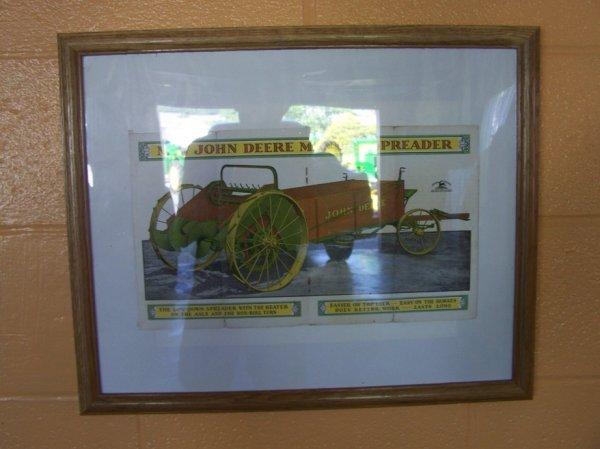 3025: John Deere Framed Manure Spreader Brochure