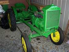 3109: John Deere L Antique Tractor Partially Restored