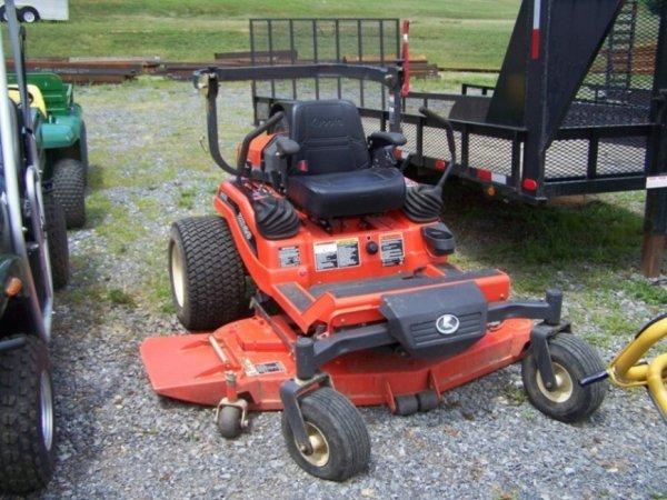 """5: Kubota ZD 28 Zero Turn Mower Tractor 60"""" Deck"""