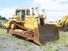 80: Caterpillar D8N Crawler Dozer EROPS