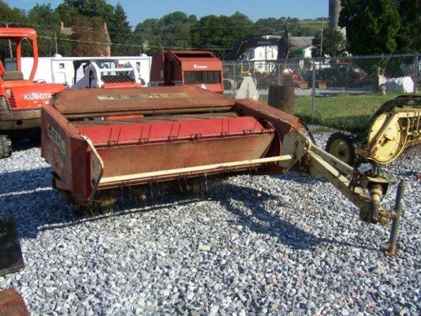 4377: Gehl 770 7' Haybine For Tractor