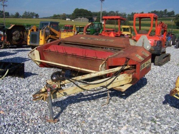 4377: Gehl 770 7' Haybine For Tractor  - 2