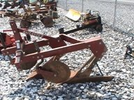 4017: Atlantic 3Pt 2 Bottom Plow for Tractors