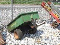 4023: John Deere 80  Cart for Lawn & Garden Ttactors