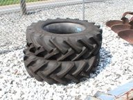 4028: Unused Galaxy 14.9-30 R-1 Tractor Tires with Tube