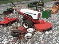Walk Behind Tractor >> 4050 Gravely Super Convertible Walk Behind Tractor