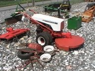 4050: Gravely Super Convertible Walk Behind Tractor