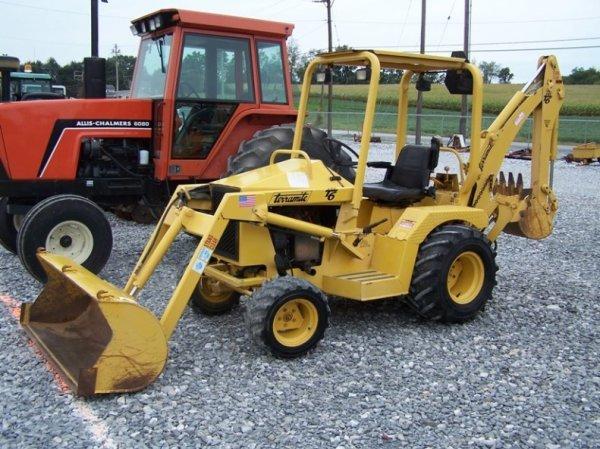 253 terramite t6 4x4 compact tractor loader backhoe Terramite T5 Terramite Backhoe Wiring Diagram #8