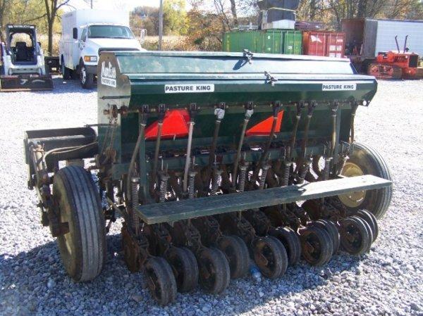 1487: Marliss 6' No Till Grain Drill for Tractors - 3