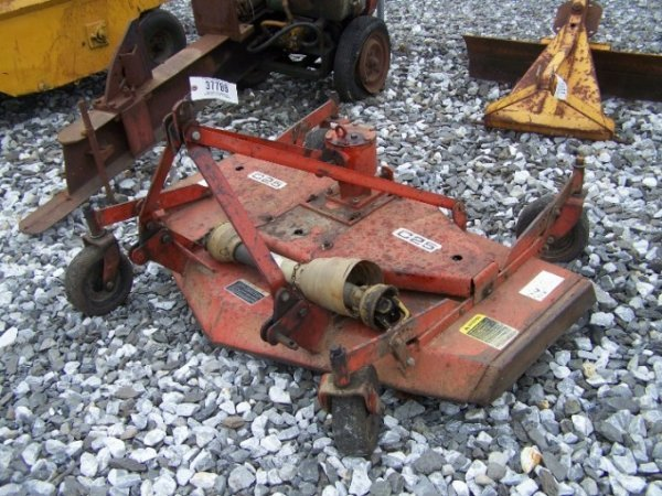 """1025: Befco C25 3pt 60"""" Finish Mower for Tractors"""