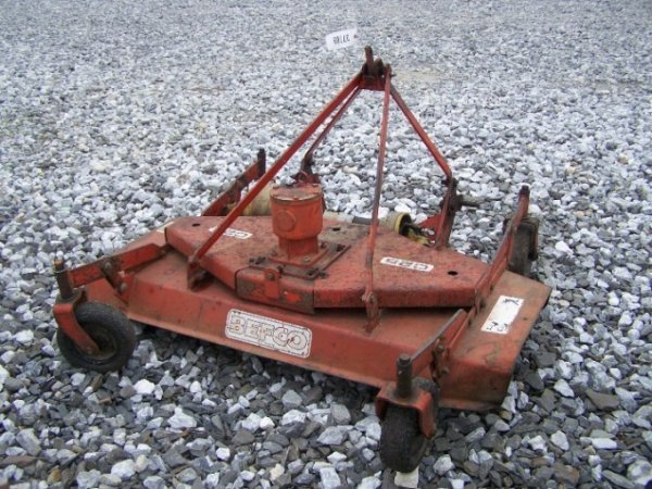 """1025: Befco C25 3pt 60"""" Finish Mower for Tractors - 3"""