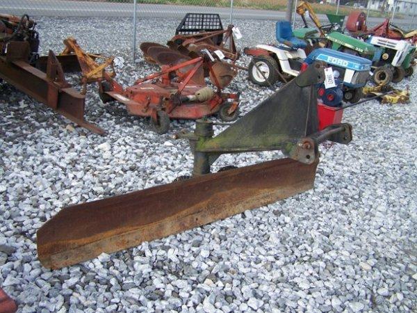 "1024: 3pt  94"" Scraper Blade for Tractors"