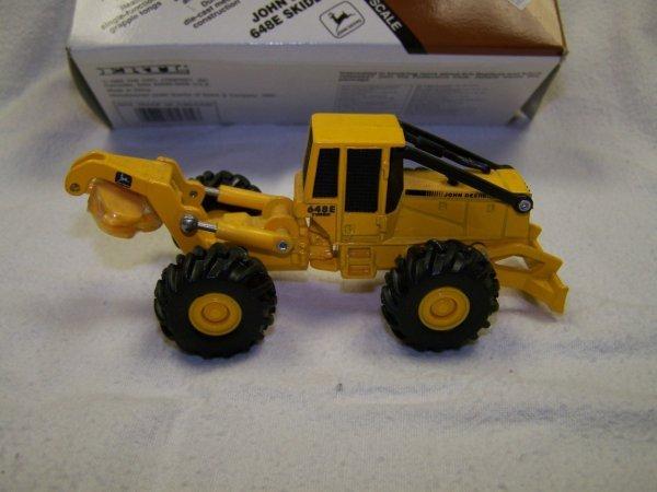 5: John Deere Mini Toy Truck Skid Steer & Skidder - 5