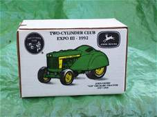 6: John Deere 2 Cyl Expo III 620 Orchard Tractor