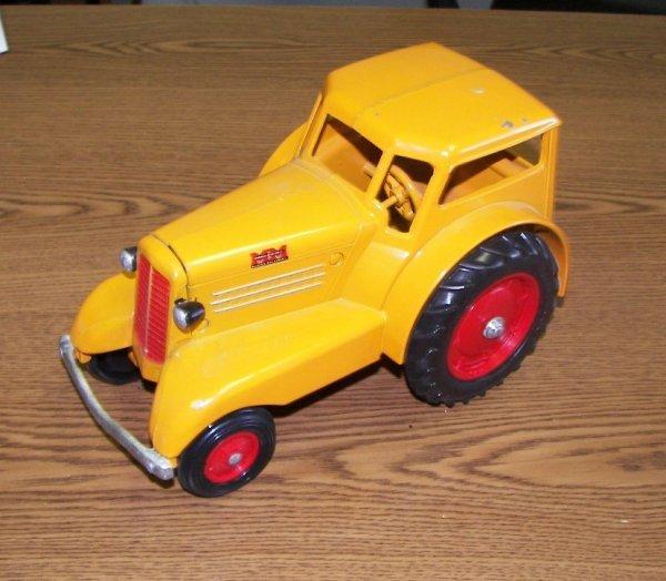 254: Minneapolis Moline UDLX Farm Tractor Toy