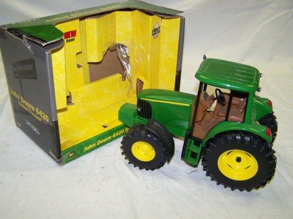 308: Ertl John Deere 6420 Toy Farm Tractor